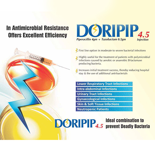 DORIPIP-4.5 Injection