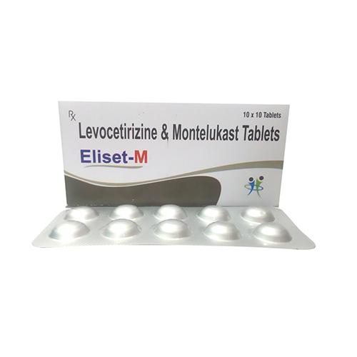 ELISET-M Tablets