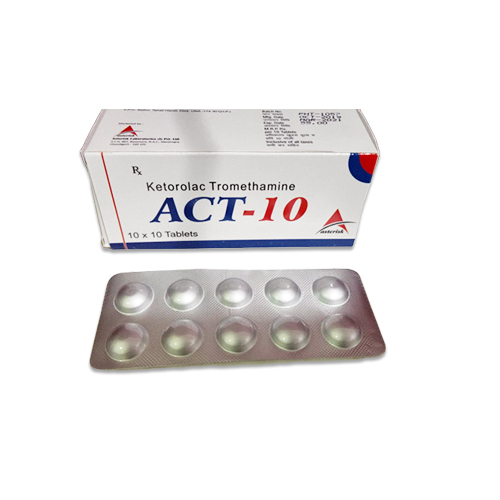 ACT-10 Tablets