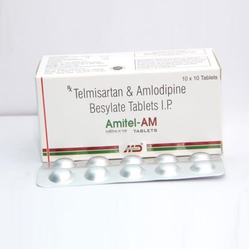 Amitel-AM Tablets