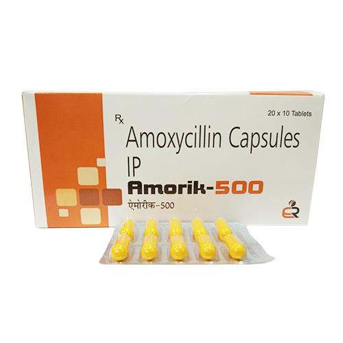 AMORIK-500 Capsules