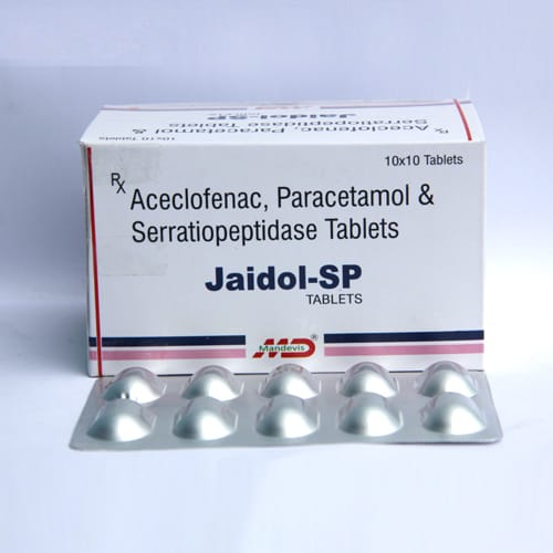 Jaidol-SP Tablets