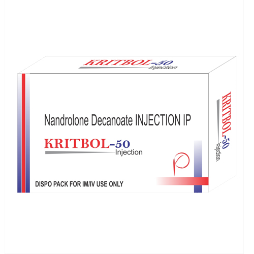 KRITBOL-50 Injection