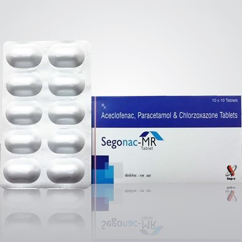 SEGONAC-MR Tablets