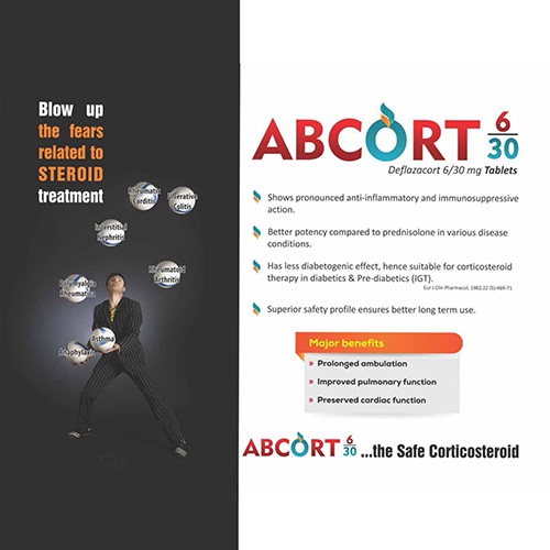 ABCORT-30 Tablets