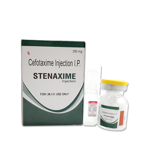 STENAXIME-250 Injection
