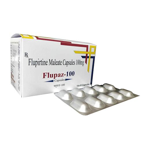 FLUPAZ-100 Capsules