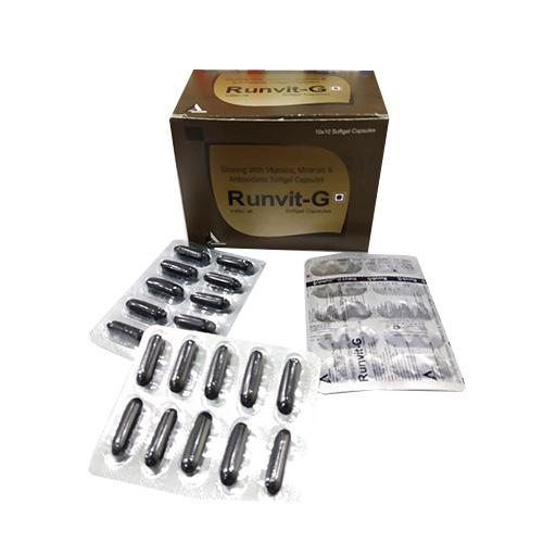 RUNVIT-G Softgel Capsules