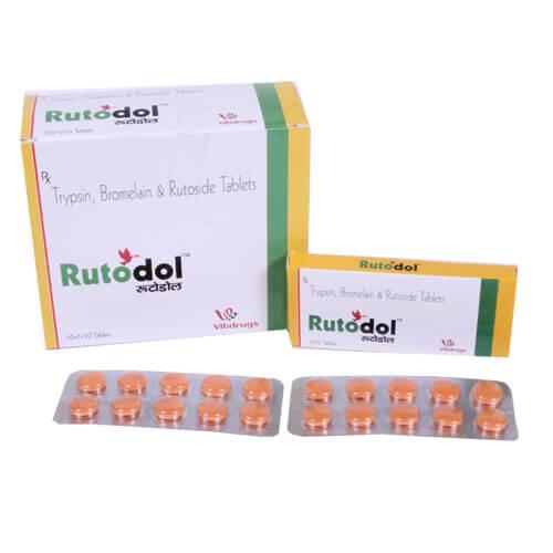 RUTODOL Tablets