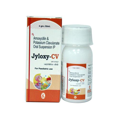 JYLOXY-CV Dry Syrup