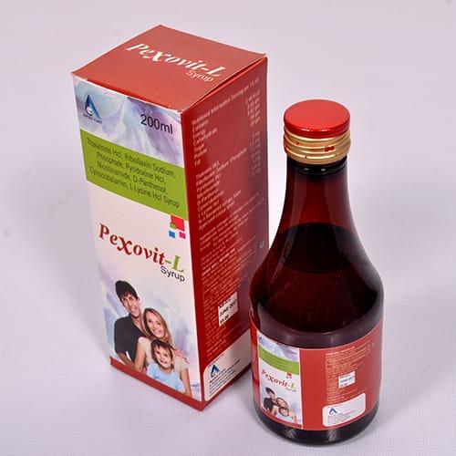 PEXOVIT-L Syrup
