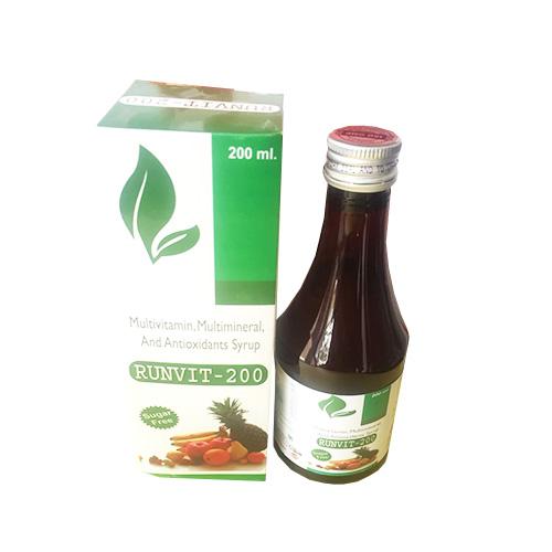 RUNVIT-200 Syrup