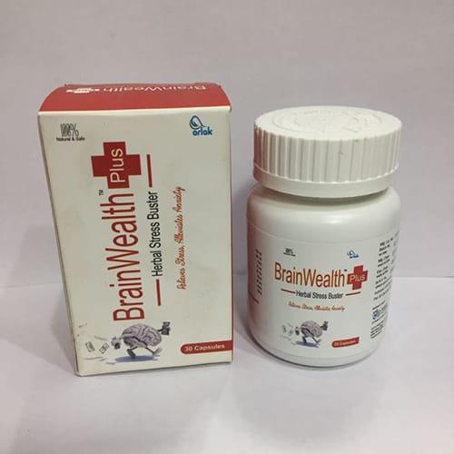BRAINWEALTH-PLUS Capsules