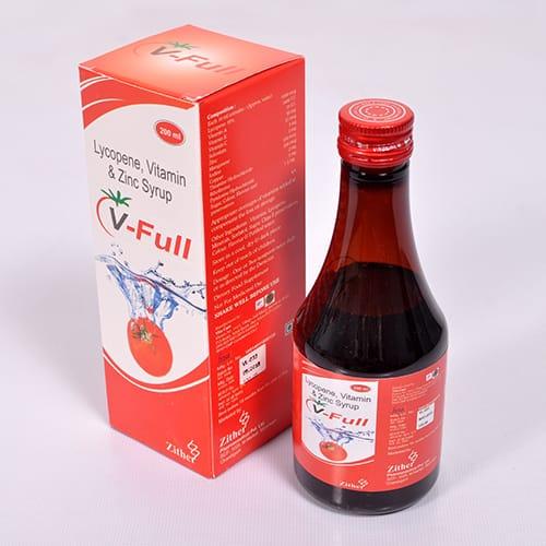 V- FULL Syrup