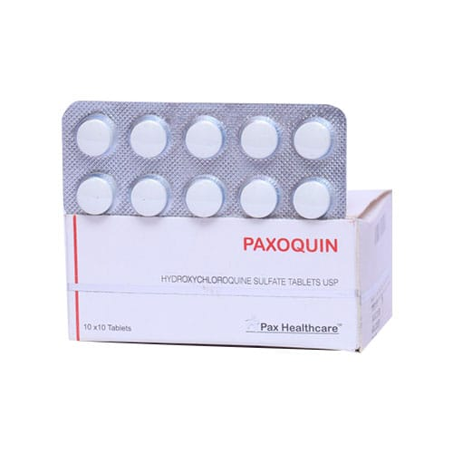 PAXOQUIN Tablets