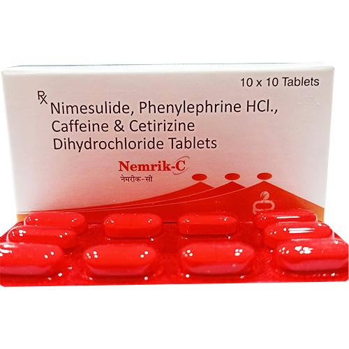 NEMRIK-C Tablets