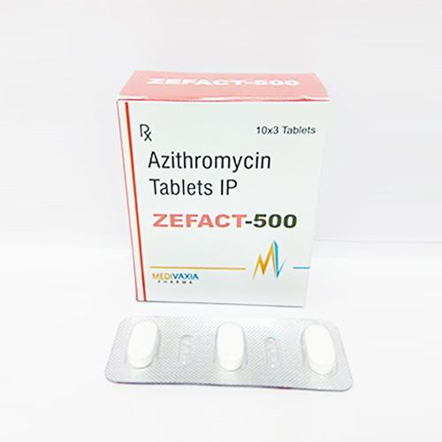 ZEFACT-500 Tablets