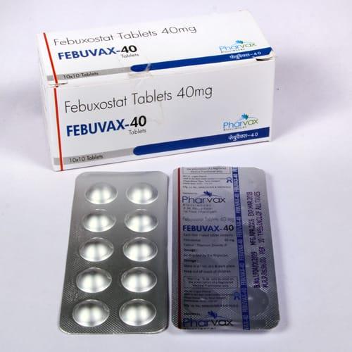 FEBUVAX-40 Tablets