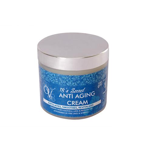 18'S SECRET ANTI AGEING Cream