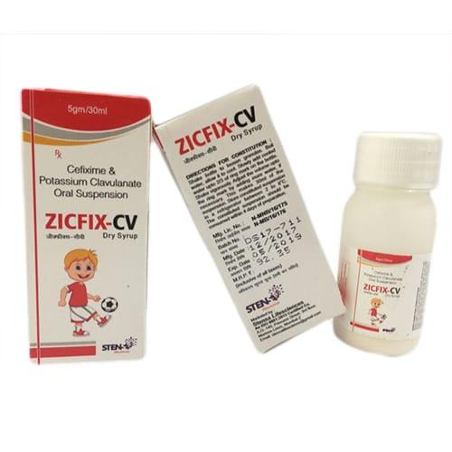 ZICFIX - CV Dry Syrup