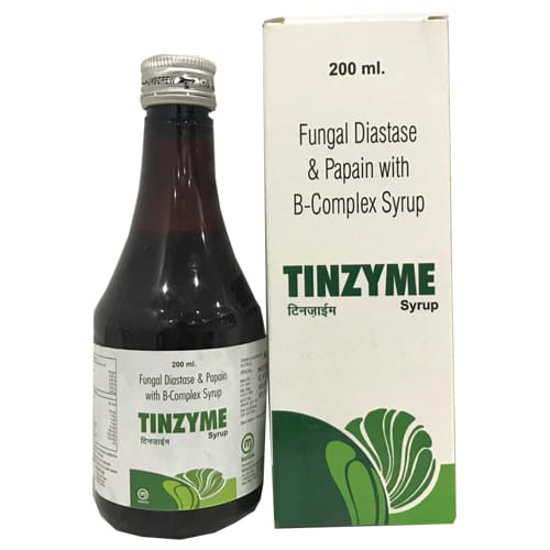 TINZYME Syrup
