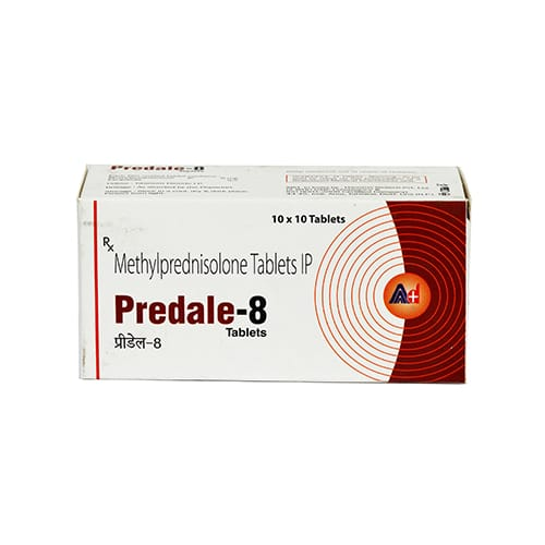 PREDALE-8 Tablets