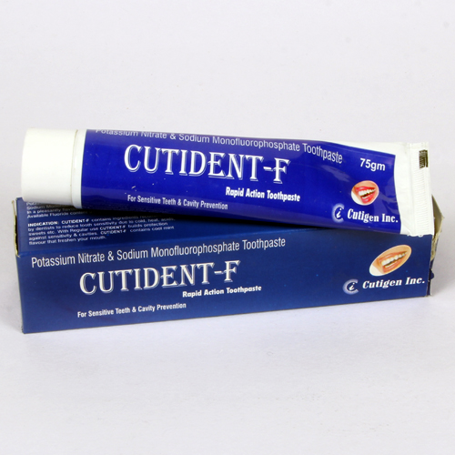 CUTIDENT-F Toothpaste