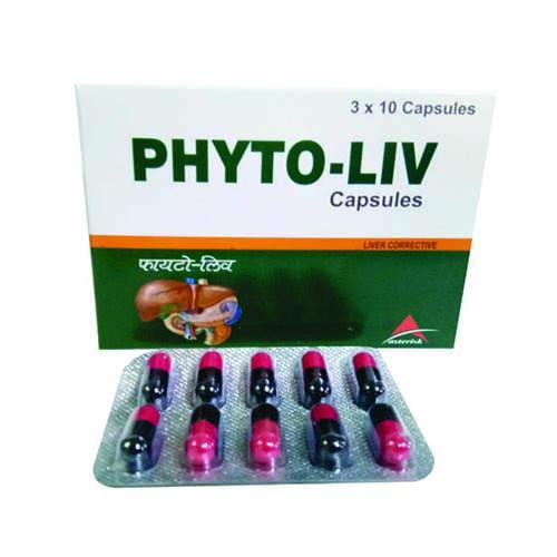 PHYTO- LIV  Capsules