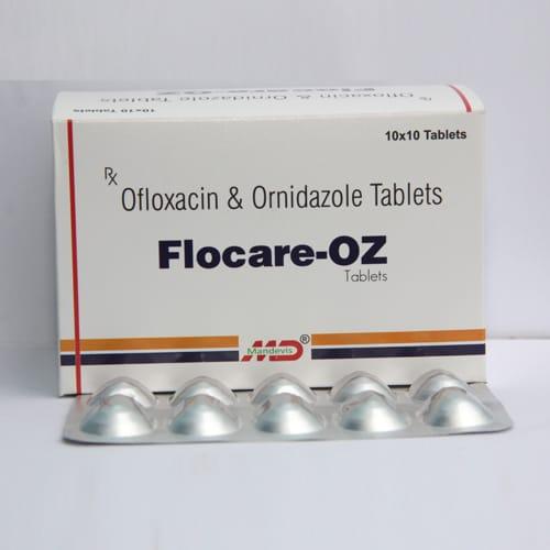 Flocare-OZ Tablets