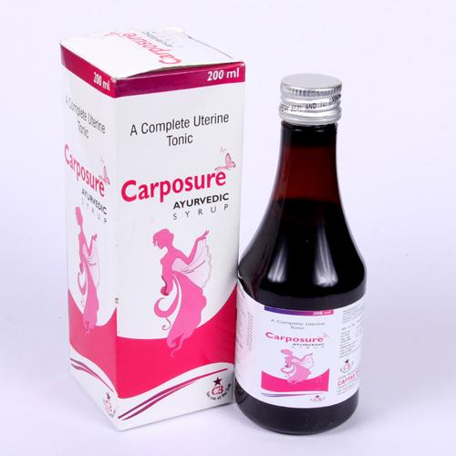 CARPOSURE Syrup
