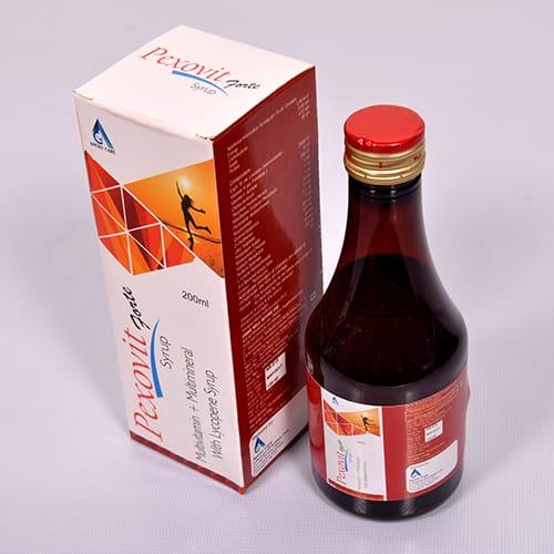 PEXOVIT-FORTE Syrup