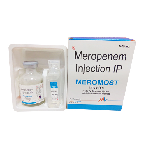 MEROMUST 1gm Injection