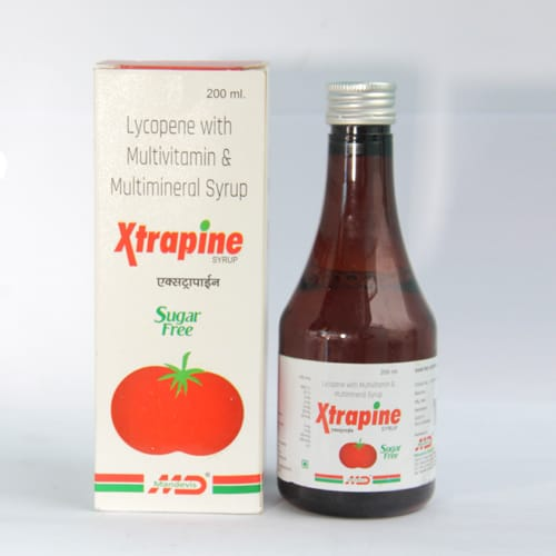 Xtrapine Syrup