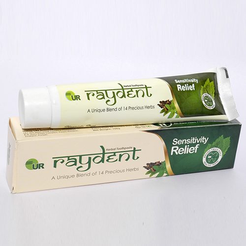 RAYDENT (100 gm) Toothpaste