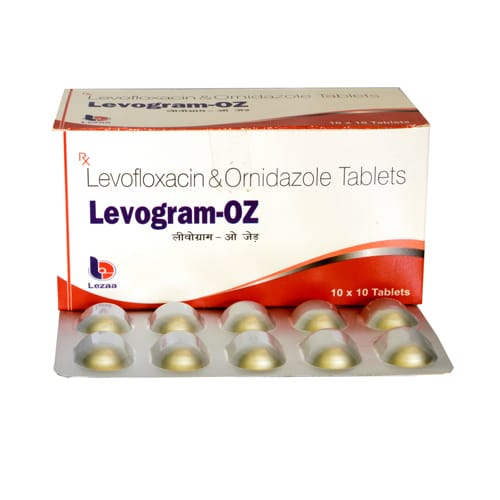 LEVOGRAM-OZ Tablets