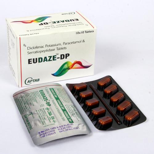 EUDAZE-DP Tablets