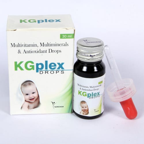 KGPlex-30ml Oral Drops