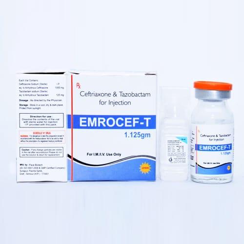 EMROCEF-T 1.125 GM
