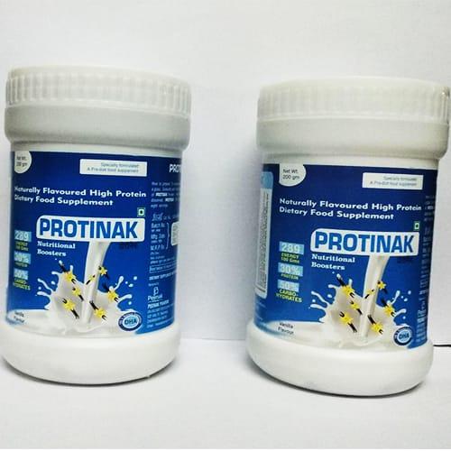 PROTINAK Protein Powder (Vanilla Flavour)
