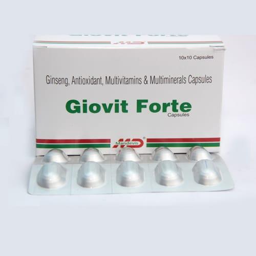 Giovit Forte Capsules
