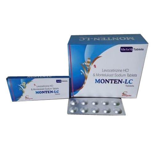 Monten LC Tablet