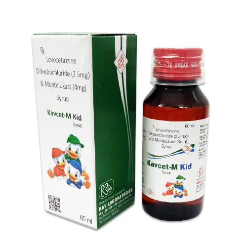 KAVCET-M-KID Syrup