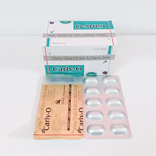 CARLY-O Tablets