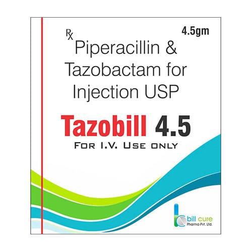 TAZO BILL -4.5 GM Injections