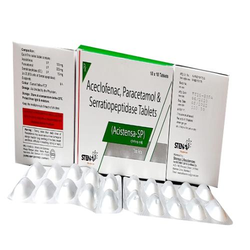 ACISTENSA-SP Tablets