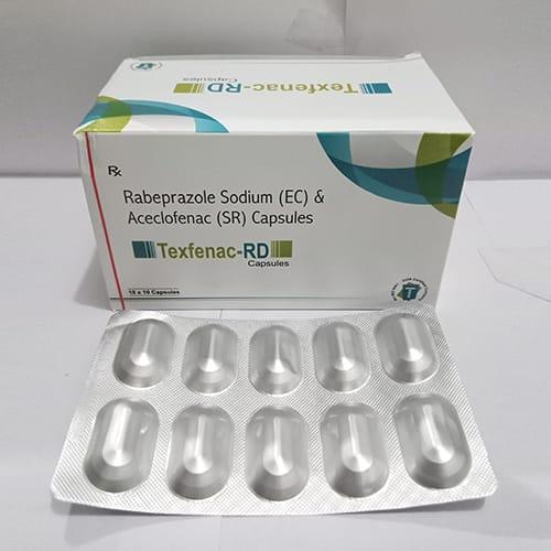 TEXFENAC-RD Capsules