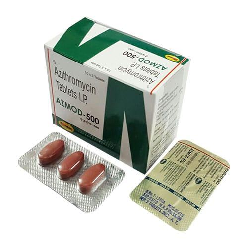 AZMOD 500 Tablets