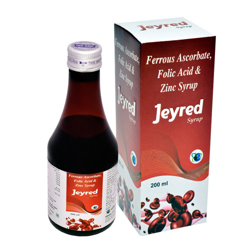 JEYRED Syrup