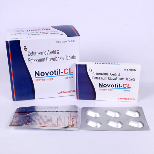 NOVOTIL-CL Tablets