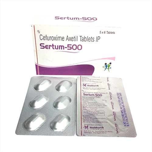 SERTUM-500 Tablets